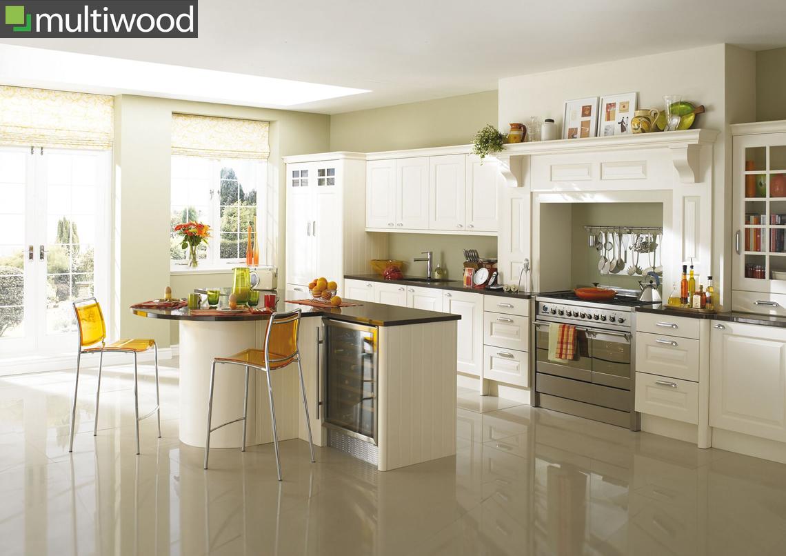 Multiwood Abberley Kitchen