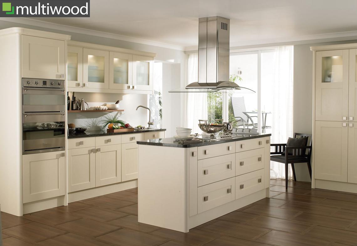 Multiwood Meldon Kitchen