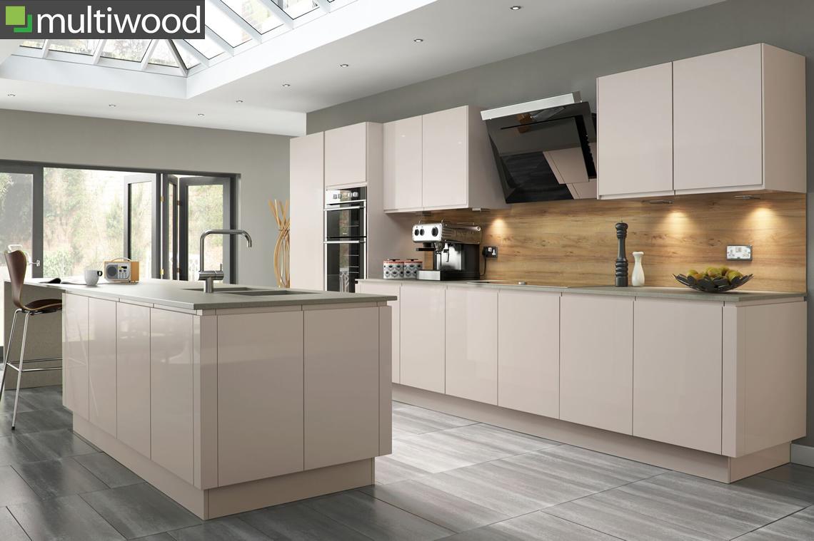 Multiwood Welford Savanna Kitchen