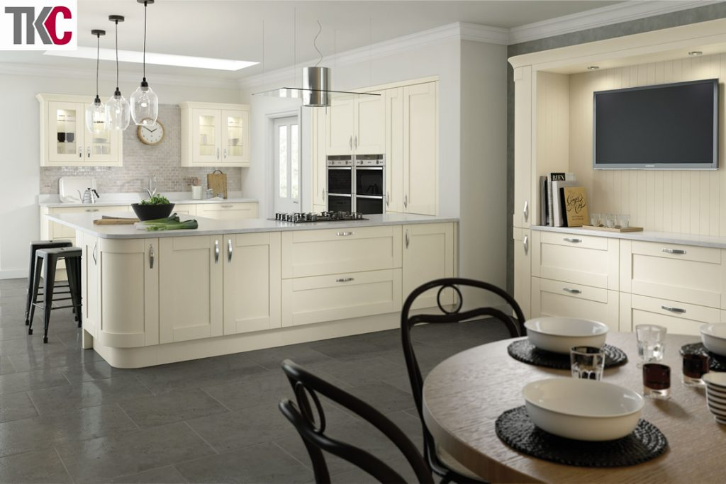 TKC Cambridge Ivory Kitchen