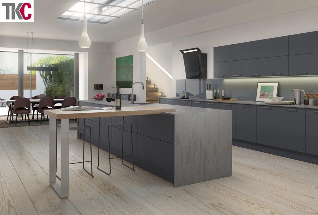 TKC Imola Anthracite Kitchen