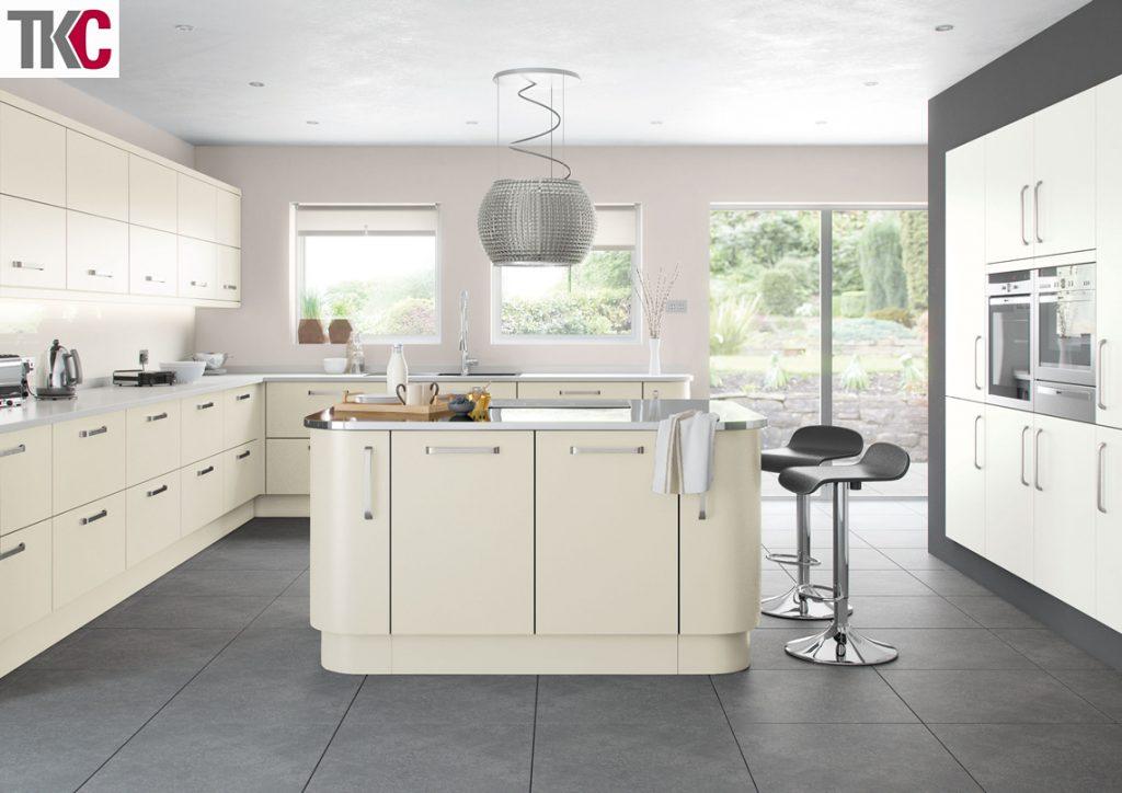 TKC Imola Hand Painted Chalkstone Kitchen